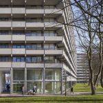 Kleiburg flat Amsterdam NL Architects