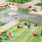 LOLA ontwerpt nieuw plein voor Universtiteit Twente