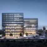 Bouw Nieuwe rechtbank Ansterdam
