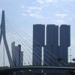Stadmakerscongres Rotterdam Erasmusbrug