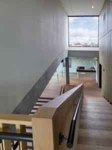 6. Zicht op de bovenbar vanaf de bovenste verdieping. Foto Jacqueline Knudsen