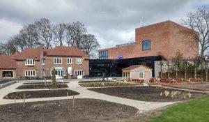 8. De tuin krijgt een nieuwe inrichting naar ontwerp van Piet Oudolf. Foto Jacqueline Knudsen