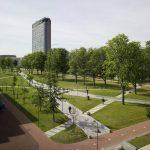 Campus TU Delft door Mecanoo