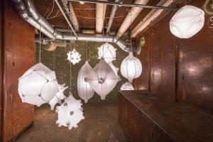 Lichtobjecten van Bernotat & Co