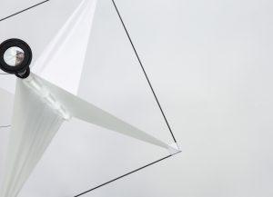 Lite Light, lichtgewicht verlichting geïnspireerd op de constructie van vliegers