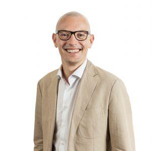 Spreker Martijn Wassink