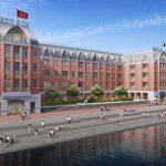 Hotel, bouw, boot&Co, Breeam