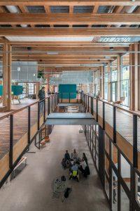 Paviljoen Circl ABN_AMRO, Ontwerp Architekten Cie. Foto  Ossip van Duivenbode