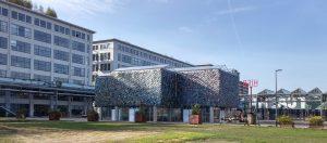 People's pavilion DDW 2017, architect Bureau SLA en Overtreders W,  foto Jacqueline Knudsen