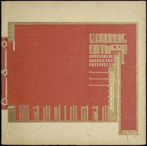 Wendingen 1925 Dudok