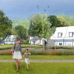 Woonwijk ontworpen als vakantiepark, happy days zoetermeer
