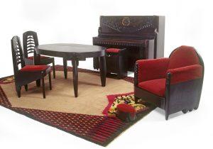 Hildo Krop, zitkamer meubilair