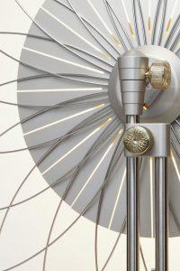 De Filigree lamp komt eind 2017 op de markt onder het label MOOOI.