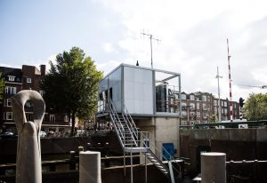 wiegbrug-Sweets Hotel Amsterdam