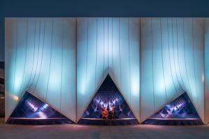 3d geprinte banken DUS Architects