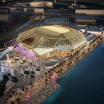 BAM bouwt Yas Arena Abu Dhabi