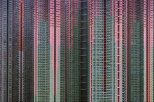 Michael Wolf, Architecture of Density, Hong Kong 2003-2014. © Michael Wolf 2018