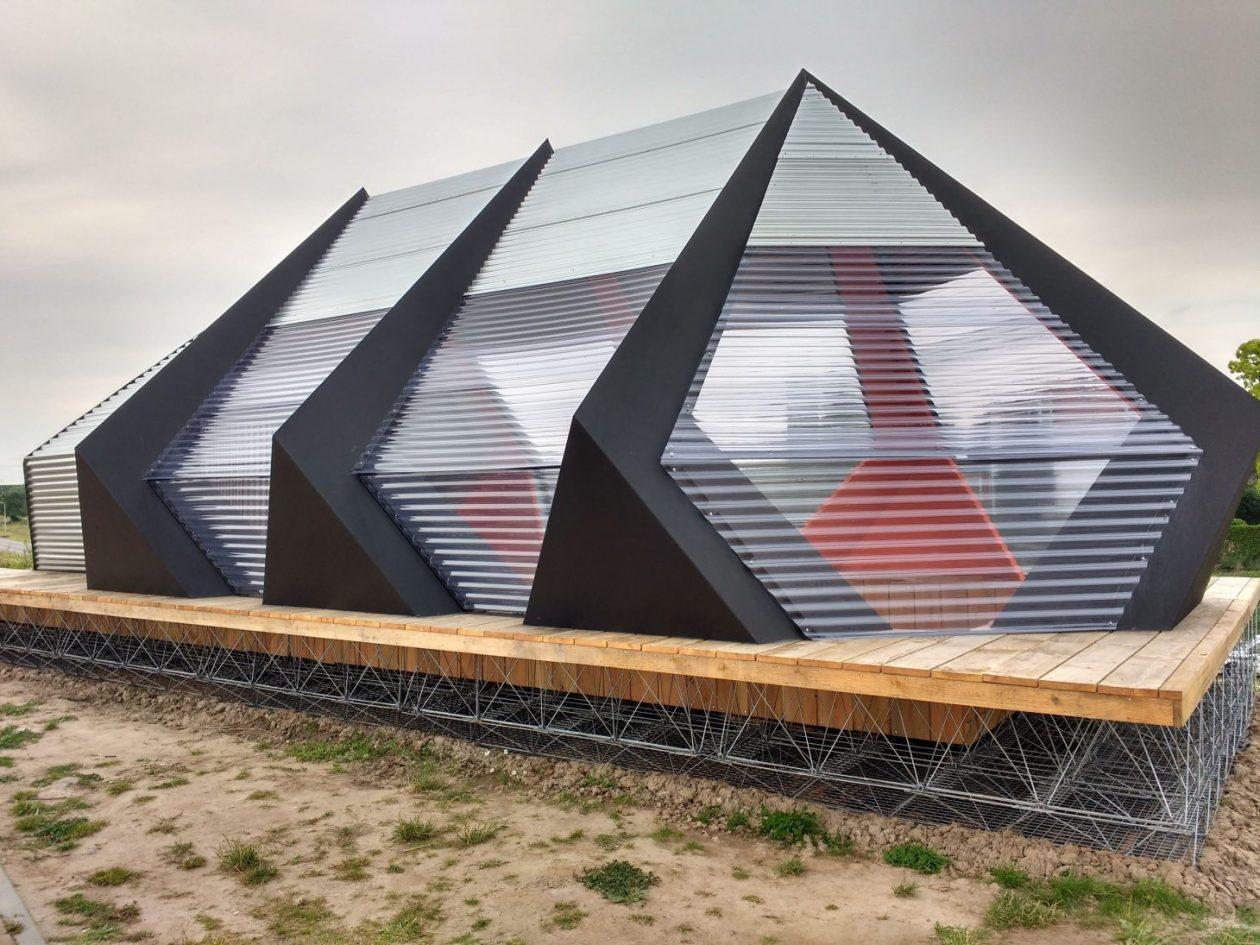 Genomineerden architectuurprijs nijmegen 2017 for Verplaatsbaar huis