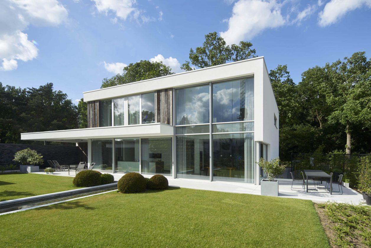 Eigentijdse architectuur n house breda architectuur
