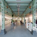 Interieur Spiegelzaal nieuwe entree Willem twee Den Bosch