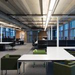 Workspace werkplek creatieve ondernemers