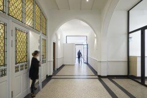 Kantoor DUWO Delft. DP6 architectuurstudio