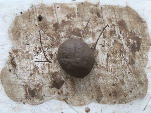 Ruw materiaal. Foto: Stedelijk Museum Zutphen