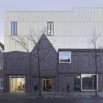 Gevel Prins Claus Conservatorium-BDG Architecten