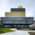Mecanoo bibliotheek Birmingham