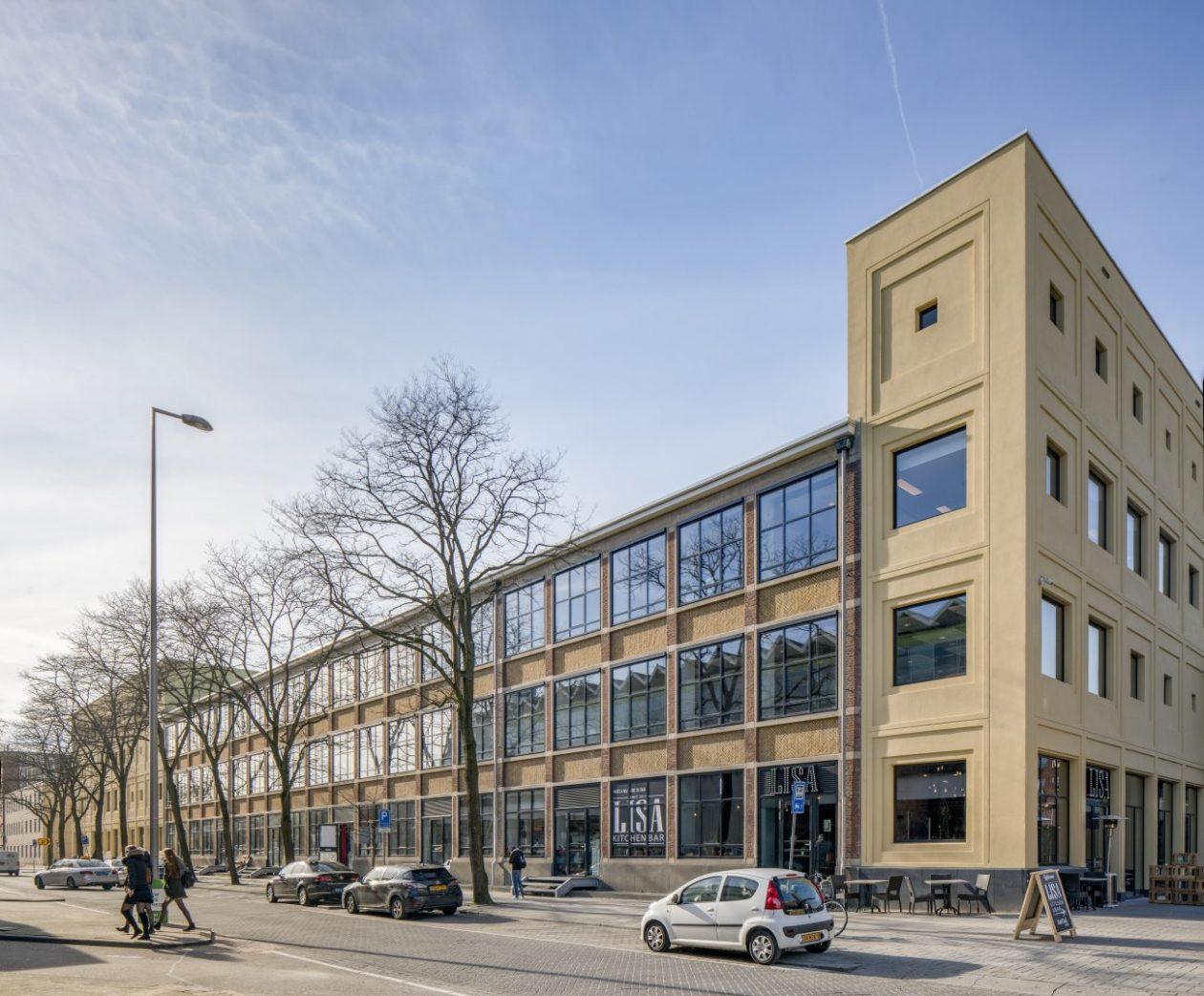 Transformatie van kantoor naar zwemcentrum rotterdam architectuur.nl