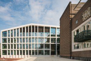 Team V Architectuur Het Gelders Huis Arnhem. Fotograaf: Jannes Linders