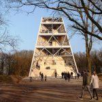 Opening Houten Uitkijktoren Pompejus
