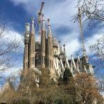 Sagrada familia van Gaudi en Amsterdamse School