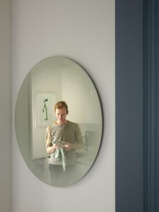 Portret van Thomas Eurlings in Fading Mirror. Foto Kasia Gatkowska.