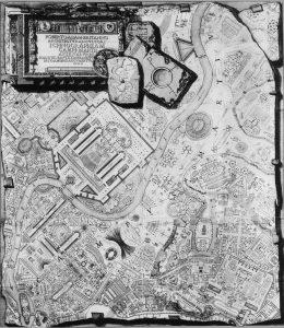 Giovanni Battista Piranesi, Il Campo Marzio dell'antica Roma, 1762. Rijksmuseum Amsterdam