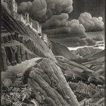 Escher op reis Castrovalva