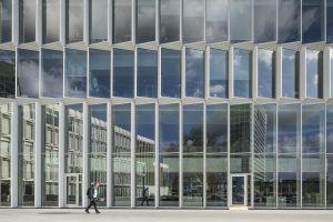 Renovatie hoofdkantoor ASR Verzekeringen Utrecht, architect: Team V.