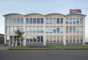 Renovatie hoofdkantoor Gusto MSC Rotterdam, architect: JHK Architecten.