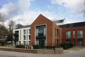 Woonzorgcentrum  Hoogstede. Foto: Geesink Weusten Architecten
