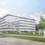 LIAG onderwijsgebouw WUR Wageningen exterieur