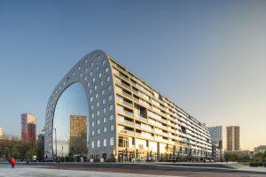 Markthal Rotterdam, architect: MVRDV