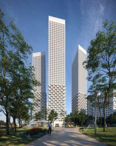 TPDVSP Moskou Wellton Towers