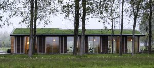Tandartspraktijk Middenmeer. ORGA architect ism ECO+BOUW