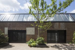 De Tandwielenfabriek in Amsterdam van Ronald Janssen architecten i.s.m. Donald Osborne Architect. Foto: Luuk Kramer