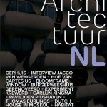 cover ArchitectuurNL 2 2018