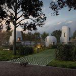 3D geprinte woning van beton in Eindhoven