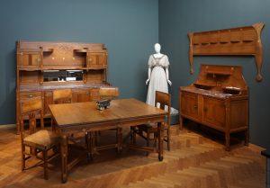 Eetkamer Schuurman-Gentis, door De Bazel en Lauweriks._Foto Jacqueline Knudsen