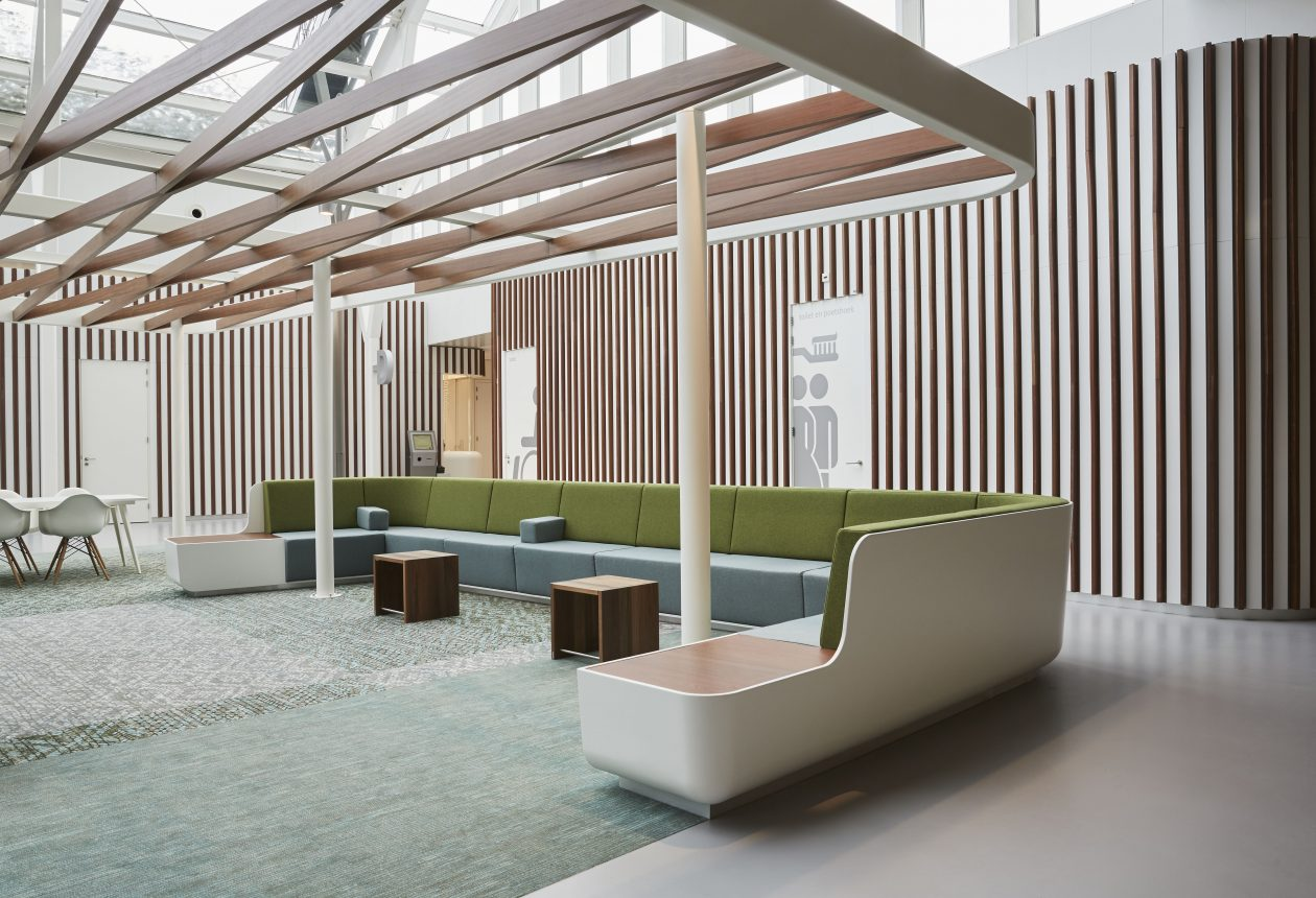 Nominatie interieur tandheelkunde radboud umc architectuur