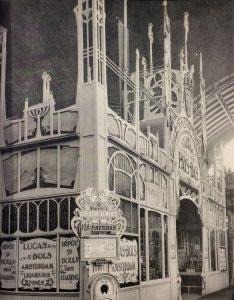 Karel Sluyterman en Johan Mutters: Paviljoen van Nederland op wereldtentoonstelling in Parijs 1900