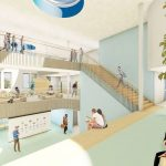 Interieur LIAG ontwerpt Wellantcollege Dordrech
